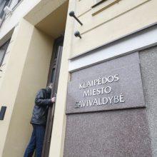 Klaipėdos savivaldybė grįžta prie įprastinio interesantų aptarnavimo