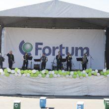 """Suomija nerimauja, kad JAV sankcijos paveiks jų energetikos kompaniją """"Fortum"""""""