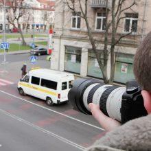 Už buvusios sutuoktinės sekimą – 6,5 tūkst. eurų bauda: šnipinėjo, filmavo slapčia