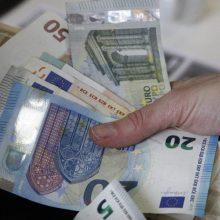 Lietuvos bankas prognozuoja toliau augsiančias algas
