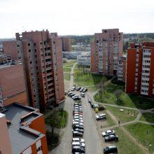Klaipėdos savivaldybė pirks dar penkis butus