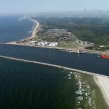 Klaipėdos uostas ieško naujo kapitono
