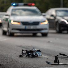 Paskutinė liepos mėnesio diena: eismo įvykiuose nukentėjo 11 žmonių