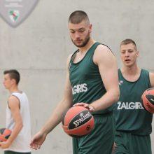 """""""Žalgiriui"""" priklausantis M. Gebenas – naudingiausias LKL sezono krepšininkas"""