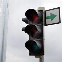 Analizuoja eismo srautus miesto sankryžose: laukia rimti pokyčiai?