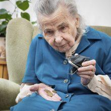 Ekspertas: pensijai kaupiančių žmonių skaičius išlieka tolygus