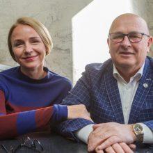 Kauno meras ir jo mylimoji prabilo apie draugystę: mums reikėjo subręsti santykiuose