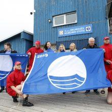 Dėl Mėlynosios vėliavos programos – Klaipėdos politikų abejonės