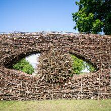 Festivalyje – istorijos ir žmonių gyvenimų įkvėptas žemės menas