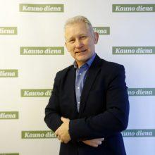 Klaipėdos konservatoriams vadovaus buvęs kariuomenės vadas A. Pocius