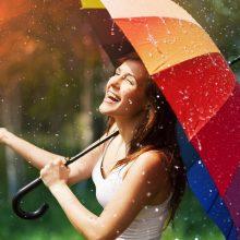 Orai: inauguracijos dieną palepins saulė, bet skėčio pamiršti nevertėtų