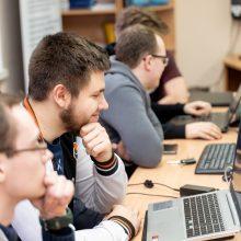 KU inžinerijos krypties studijoms – prestižinis kokybės ženklas