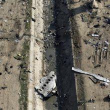 Ukrainos URM vadovas: Irano kaltė dėl lėktuvo numušimo bus teisiškai užfiksuota