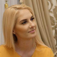 K. Ivanova atskleidė, kuo ją lepina mylimasis savaitgalio rytais: tai – tradicija