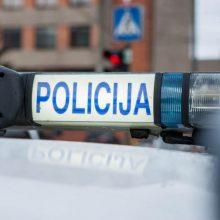 Klaipėdos pareigūnai ieško eismo įvykio liudininkų
