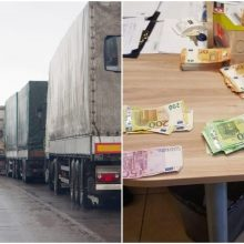 Transporto įmonės vadovas bus teisiamas dėl apgaulingos apskaitos ir dokumentų klastojimo