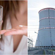 Tablečių, skirtų apsisaugoti branduolinės avarijos atveju, sulauksime dar šiemet?