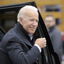 Prokuroras: Ukraina peržiūri bylas dėl kompanijos, susijusios su J. Bideno sūnumi