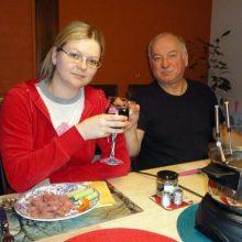 Britanijos ambasadorius: S. Skripalis ir jo duktė yra gyvi