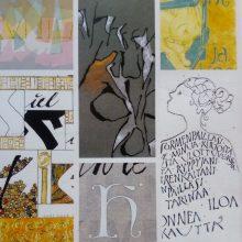 Kaligrafijos ir rašto meno mokykla Klaipėdoje kviečia į parodą ir kūrybines dirbtuves