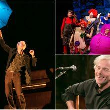 A. Kaniava: spektakliai lieka tik mačiusių atminty, o muzika – tai, kas juos primena