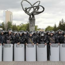 Per Kazachstano prezidento rinkimus pademonstruota nepakankama pagarba demokratijai?