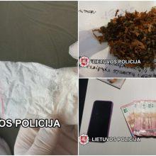Uostamiestyje baigtas tyrimas dėl įkalinimo įstaigoje organizuoto narkotikų platinimo