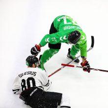 """Ledo ritulininkams snygis nebaisus: """"Kaunas Hockey"""" namuose laukia vilniečių"""