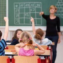 Šiemet daugiau norinčiųjų stoti į pedagogines programas