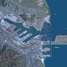 Dėl lenkų išorinių uostų – abejonės