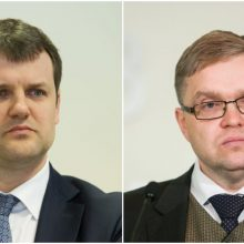 G. Paluckas: praėjus rinkimams, V. Vasiliauskui daromas spaudimas sumažės