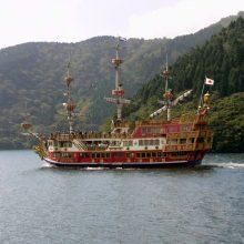 Kaip senuosiuose mediniuose laivuose buvo verdamas maistas?