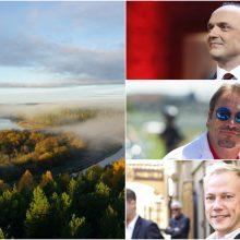 Žinomi žmonės įvardijo pilietiškiausių Lietuvos kampelių top sąrašą: ar žinote visus?
