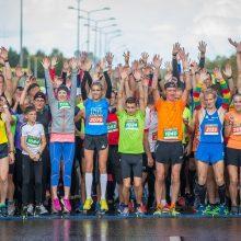Žemaitijos sostinėje – unikalus estafetinis bėgimas ir batelių loterija