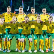 Lietuvos futbolo rinktinė pirmą kartą istorijoje žais su Naująja Zelandija