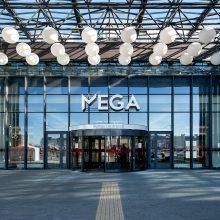 """Klaipėdoje planuojama atidaryti prekybos ir laisvalaikio centrą """"Mega"""""""