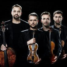 Jauni ir ambicingi Europos kameriniai ansambliai susibūrė Vilniuje
