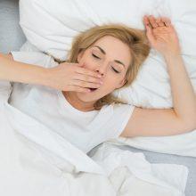 Miegame, bet nesijaučiame pailsėję: septynios priežastys