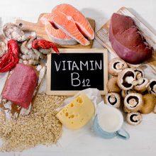 Vitaminas B12 – ir prieš demenciją, ir prieš depresiją