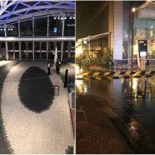 Šiurpą keliantis incidentas Londone: populiariame prekybos centre subadytas žmogus