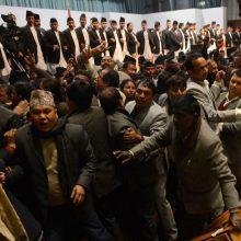 Nepalo parlamento pirmininkas apkaltintas išprievartavimu