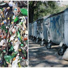 """Festivalis """"Nepatogus kinas"""" ieškos sprendimų plastiko keliamiems iššūkiams"""