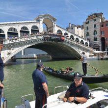 Jau nuo gegužės į Veneciją atvykstantys turistai turės susimokėti