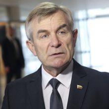 V. Pranckietis su oficialiu vizitu vyksta į Ukrainą