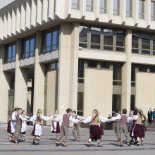 Lietuvoje – iškilmingas pasaulinės kultūros dienos minėjimas