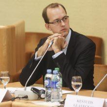 M. Skuodis: Vyriausybė reagavo į EK pastabas dėl ekonomikos