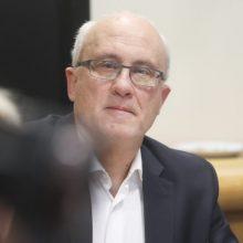 Dėl S. Jakeliūno kreipėsi į prokurorus: domisi, ar nebando paveikti Lietuvos banko