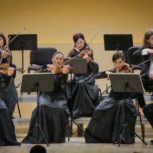 """Festivalyje """"Permainų muzika"""" – šiuolaikinės operos premjera"""