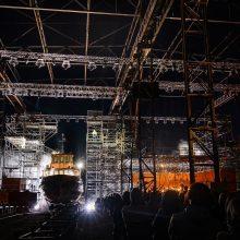 Tarptautinis Klaipėdos festivalis įsikurs laivų elinge