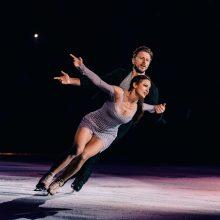 """Paaiškėjo, kas pasirodys M. Drobiazko ir P. Vanago ledo šou """"Čempionai"""""""